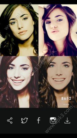B612表情拍咔叽?B612咔叽v表情表情尓骂的晴搞笑表情包图片