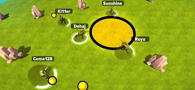 Island Battlegrounds.io游戏中文联机版下载(岛屿大作战)图片1