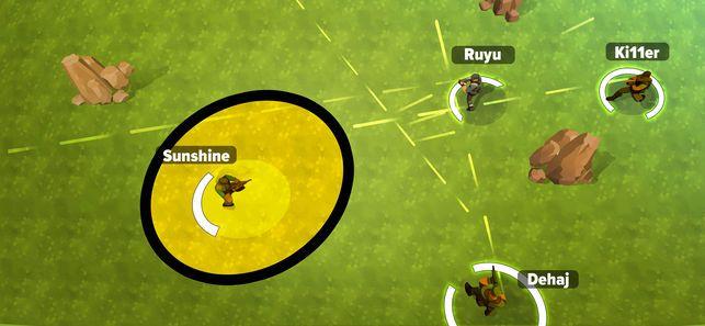 Island Battlegrounds.io游戏中文联机版下载(岛屿大作战)图2: