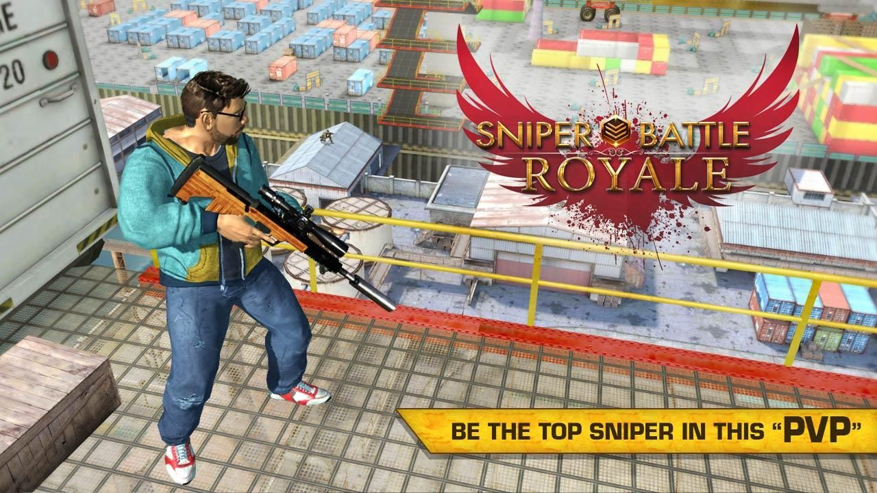 Sniper Royale游戏官网版下载图3: