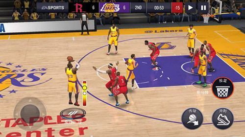 NBA LIVE Mobile手游新赛季官网唯一正版下载 图1: