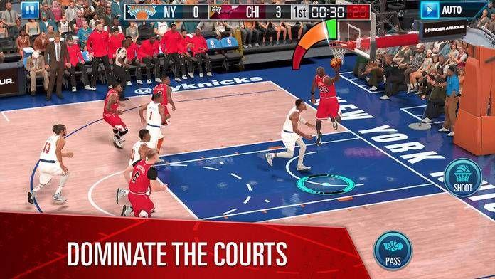 NBA2KMobile手游安卓版图片2
