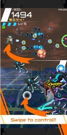 Future Strike Gear游戏中文汉化版下载图1: