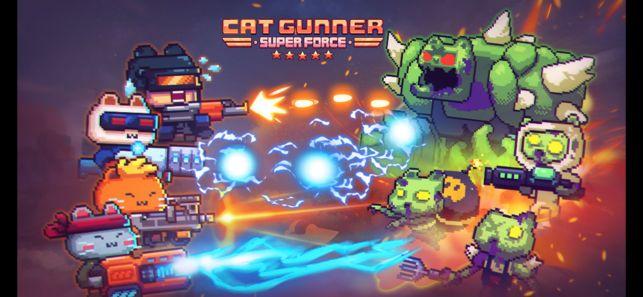 Cat Gunner无限金币中文破解版下载图1: