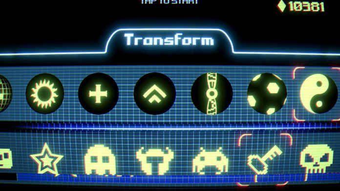 Synthwave游戏中文手机版(午夜狂飙)图3: