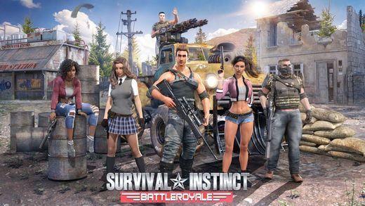 Survival Instinct安装包手机版下载(生存本能全面吃鸡)图片1