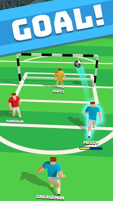 Football Hero中文汉化破解版图3: