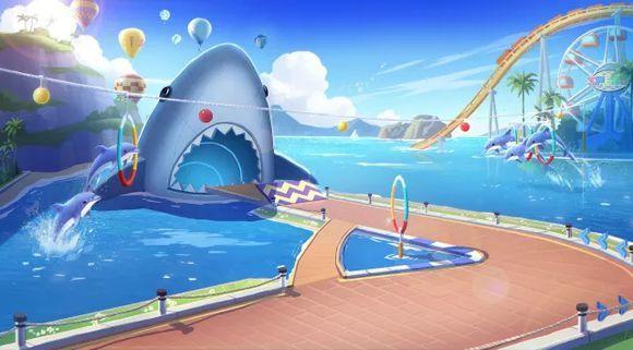 QQ飞车手游7月新地图爆料 水上清凉主题赛道即将上线[多图]图片1