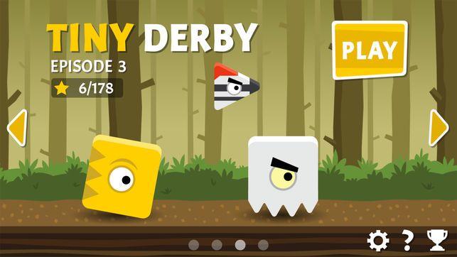 Tiny Derby无限道具中文破解版图1: