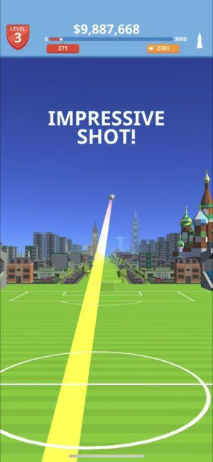 Soccer Kick voodoo最新修改内购破解版下载图片1