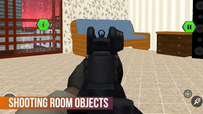 Home Smash Shooter(家庭粉碎射手)中文内购破解版图片1