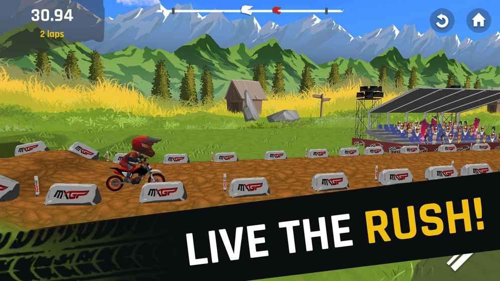 MXGP摩托车越野赛游戏官网版图3: