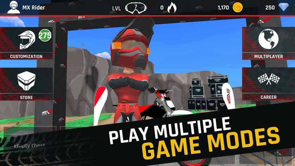 MXGP摩托车越野赛游戏官网版图4: