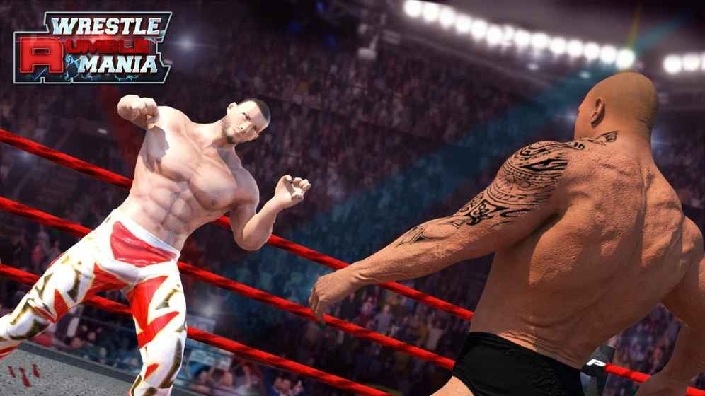 WWE狂暴摔跤无限内购破解版下载图2: