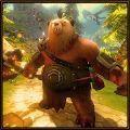 熊战士模拟器中文汉化破解版(Bear Warrior Simulator)  v0.1