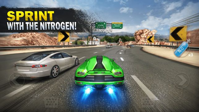 Crazy For Speed中文汉化破解版图3: