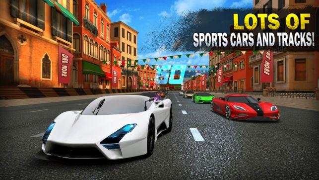 Crazy For Speed中文汉化破解版图4: