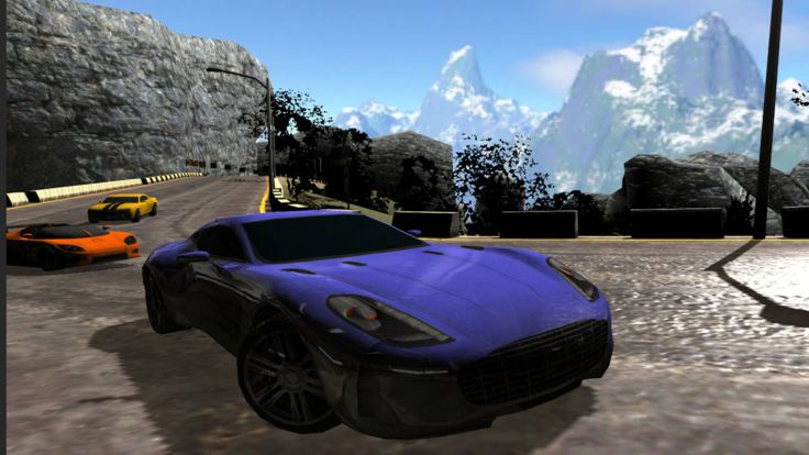 Real Car Race中文�h化版�D片2