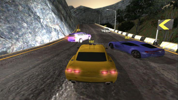 Real Car Race中文�h化版�D片1