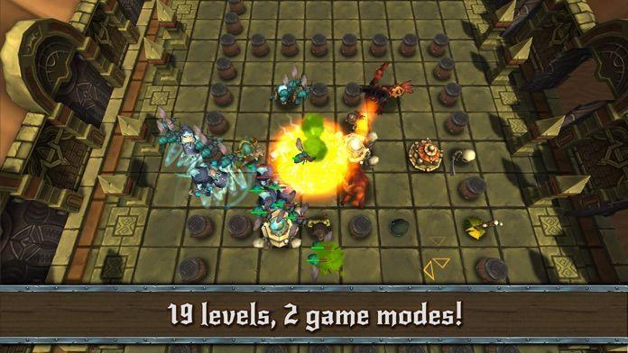 BeastTowers游戏安卓版图片2