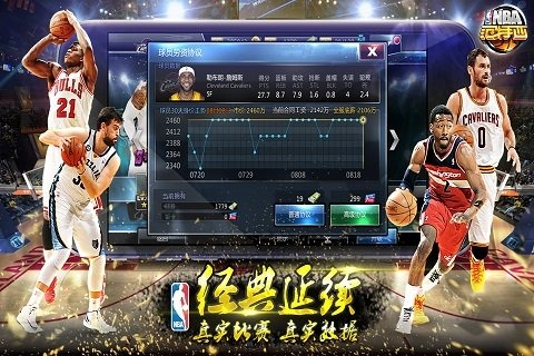 NBA范特西手游360版图4: